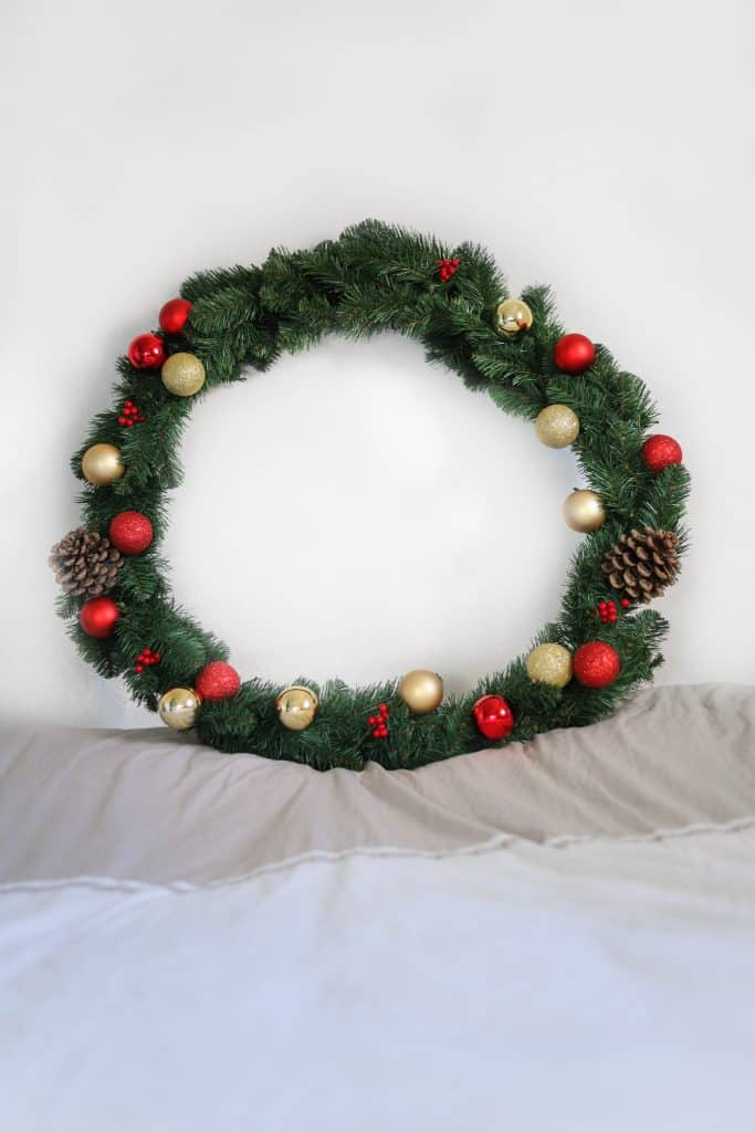 couronne-noel-cheval