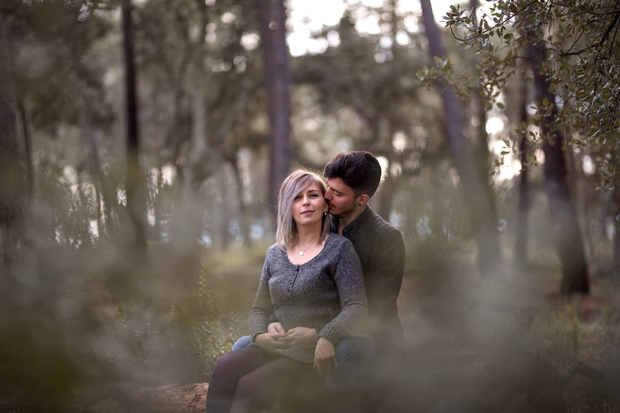 photographe de couple à Roquebrune sur Argens dans le Var