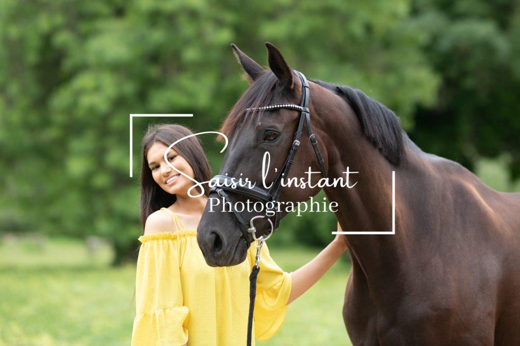 shooting photo d'un cheval à Nice